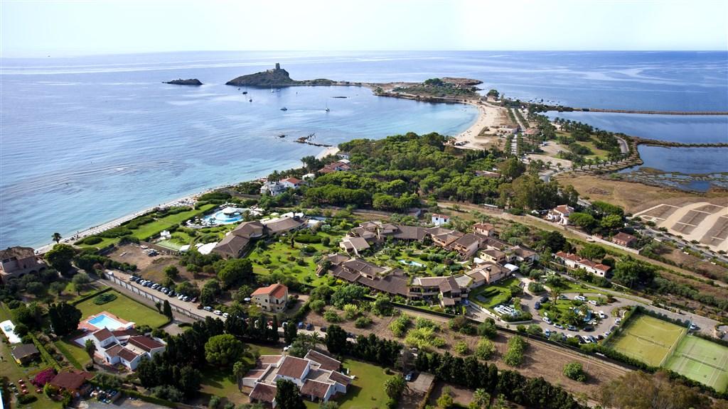 HOTEL BAIA DI NORA -