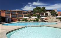 CERVO HOTEL, COSTA SMERALDA RESORT - Sardinie sever