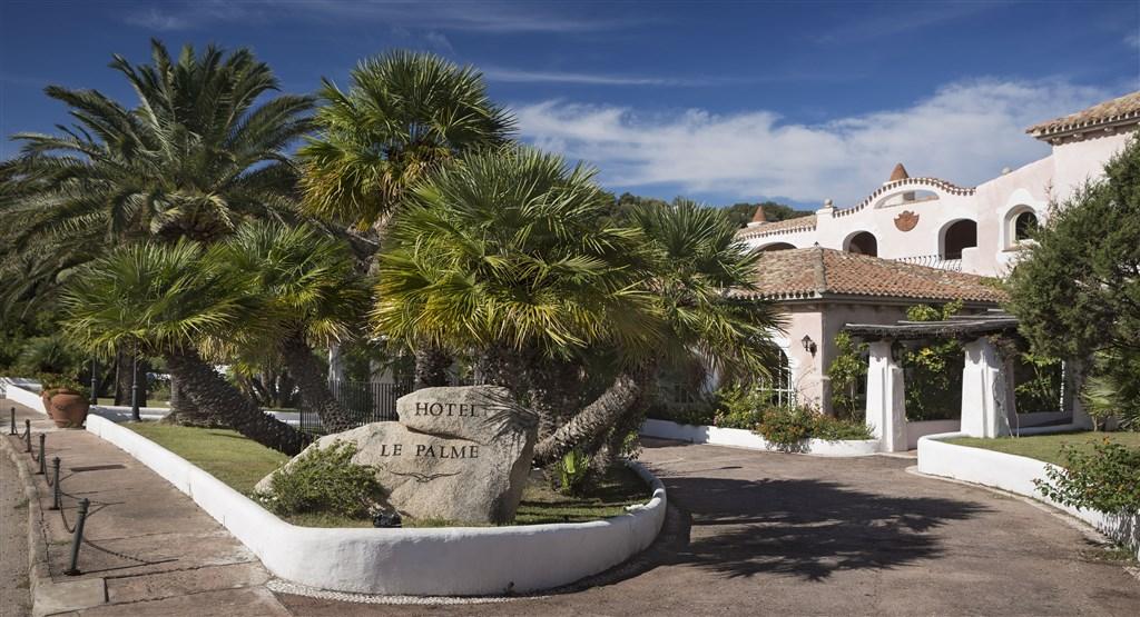 HOTEL LE PALME -