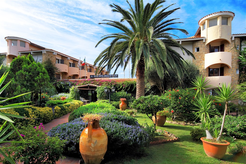 GRAND HOTEL SMERALDO BEACH -