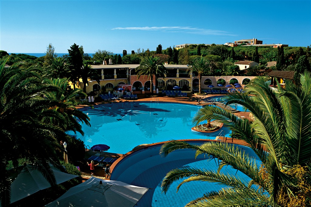FORTE VILLAGE RESORT - PINETA -