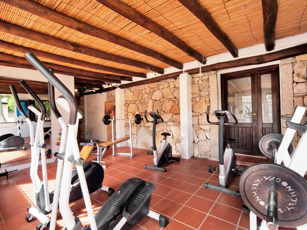 Colonna Country & Sporting Club - Fitness, Porto Cervo, Costa Smeralda, Sardinie