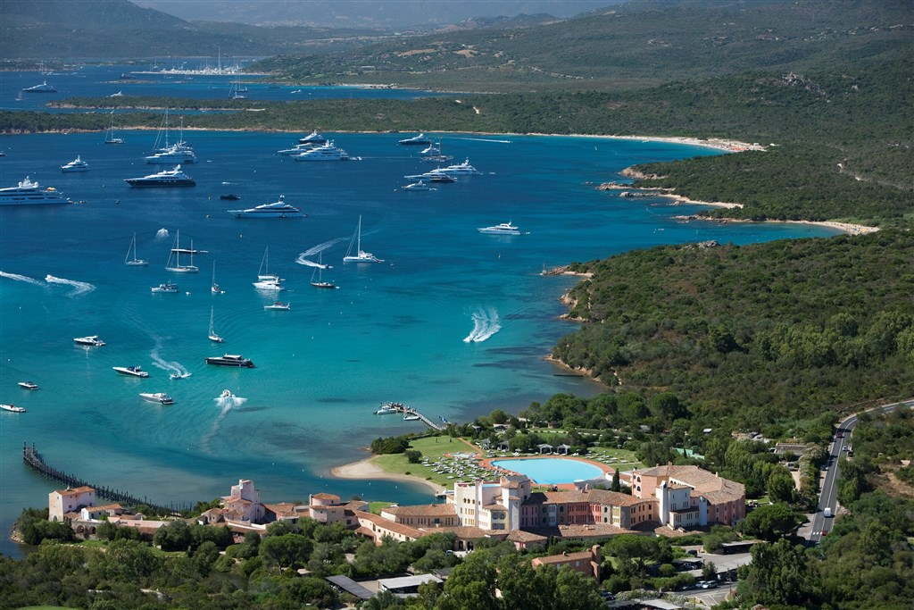 HOTEL CALA DI VOLPE, Luxury Collection - Kraj OLBIA TEMPIO
