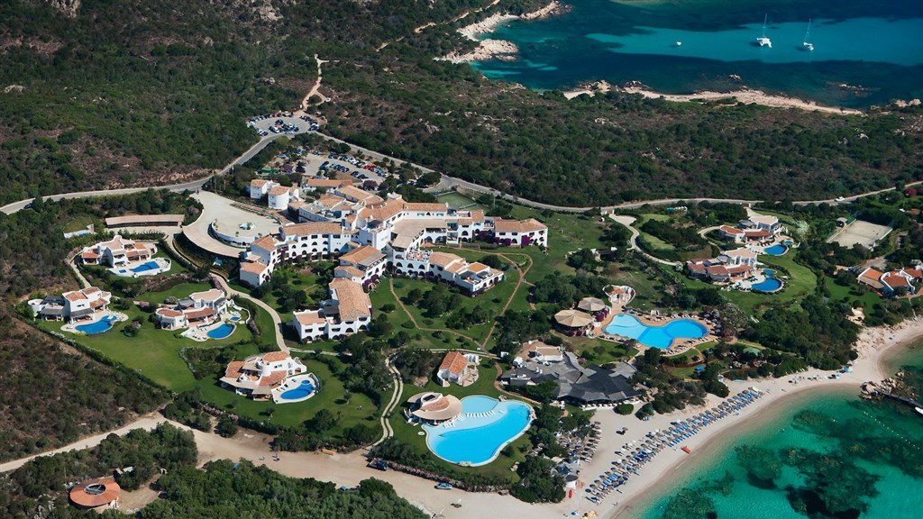 Hotel Romazzino -