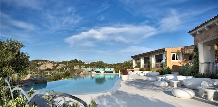 Li Finistreddi - Exclusive Country Retreat - Exteriér hotelu, Cannigione, Sardinie, Itálie