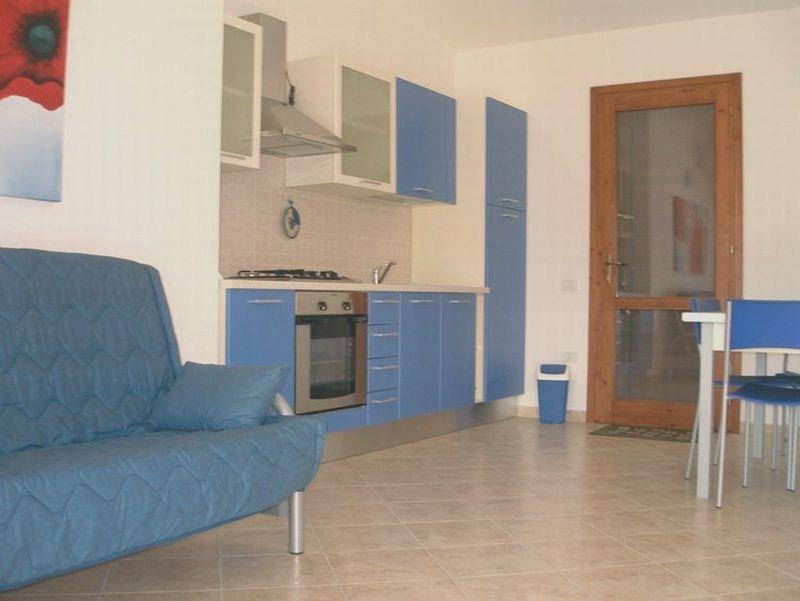 interiér apartmánů - VILKY PORTO PINO (SILVER)
