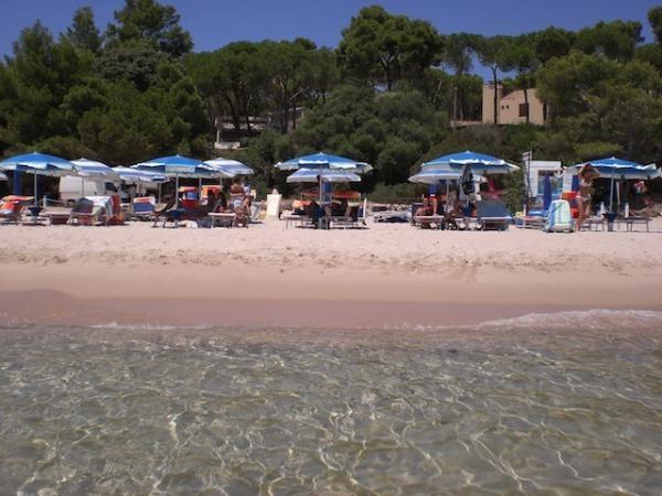 Pláž - LA PINETA