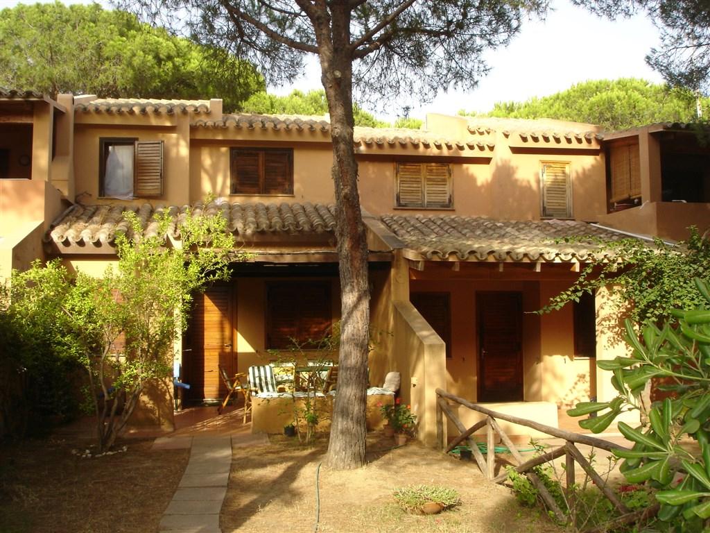 Pohled na apartmány - LA PINETA