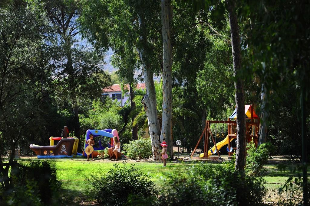 Dětské hřiště - IS MORUS RELAIS