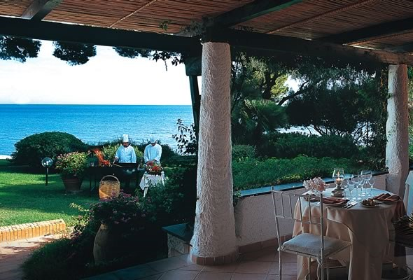 Restaurace - IS MORUS RELAIS