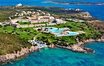 COLONNA RESORT - Sardinie sever