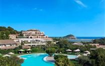 CHIA LAGUNA RESORT - HOTEL LAGUNA - Sardinie jih